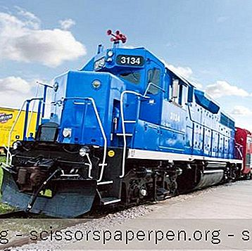 8 Geriausi Traukiniai Ir Muziejai Teksase
