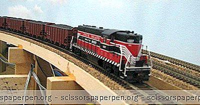 Amarillo, Tx Dingen Om Te Doen: Amarillo Railroad Museum