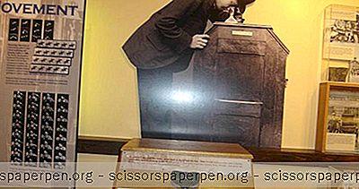 Beaumont, Tx Rzeczy Do Zrobienia: Muzeum Edisona