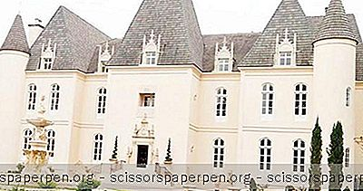 Houston Trouwlocaties: Chateau Cocomar