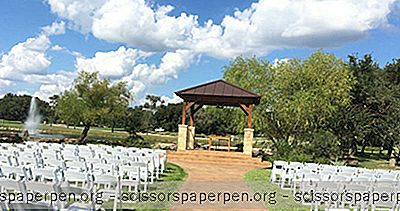 Lieux De Mariage De San Antonio: The Club At Garden Ridge