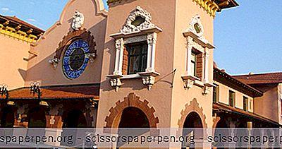 San Antonio Hochzeitsorte: Historische Sunset Station