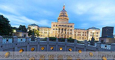 Dinge, Die Man In Austin Unternehmen Kann: Texas State Capitol