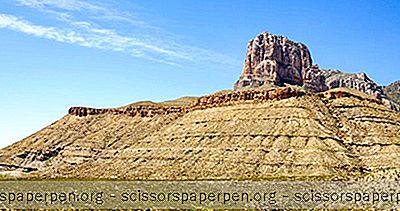 Unternehmungen In Texas: Guadalupe Mountains National Park