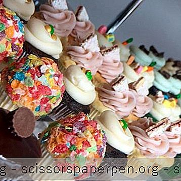 Trailercakes Di Dallas, Texas