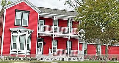 Weekendjes Weg In Texas: Red Velvet Inn
