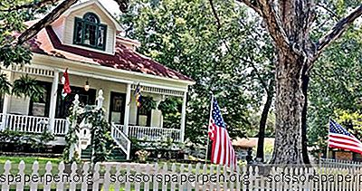 White Oak Manor Bed & Breakfast, Ein Romantisches Wochenende In Texas