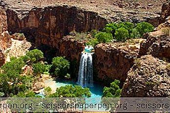 Идеи - 25 Красиви Водопадни Походи