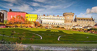 Irlanti Tekemistä: Dublinin Linna