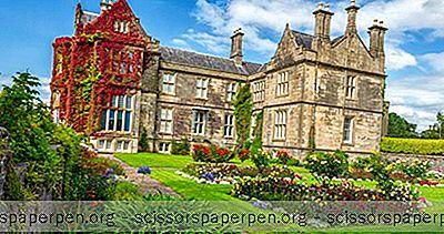 กิจกรรมน่าสนใจไอร์แลนด์: บ้าน Muckross สวนและฟาร์มดั้งเดิม