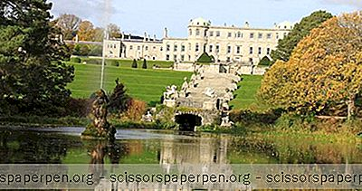Irland Zu Erledigen: Powerscourt Estate