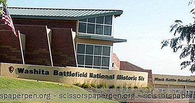 オクラホマ州観光名所:ワシタバトルフィールド国定史跡