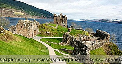 Skotlannin Linnat: Urquhartin Linna