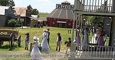 South Dakota Dingen Om Te Doen: 1880S Town