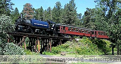 Ting Å Gjøre I South Dakota: Black Hills Central Railroad