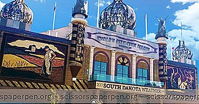 South Dakota Zu Erledigen: Corn Palace
