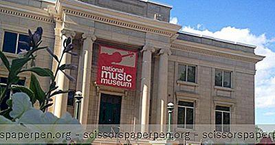 南达科他州要做的事:国家音乐博物馆