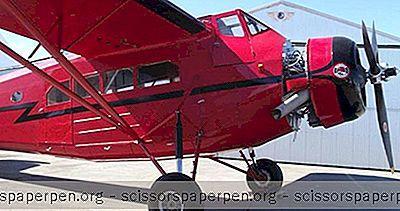 安克雷奇要做的事情:阿拉斯加航空遗产博物馆