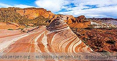 Dinge, Die Man In Nevada Unternehmen Kann: Valley Of Fire State Park