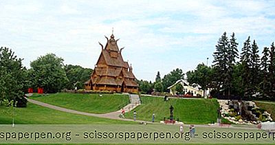 Dingen Om Te Doen In North Dakota: Scandinavian Heritage Park