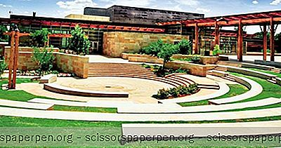 Unternehmungen In Oklahoma: Chickasaw Cultural Center