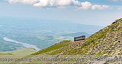 Ý Tưởng - Những Điều Cần Làm Của Wales: Đường Sắt Trên Núi Snowdon