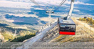 怀俄明州要做的事:Jackson Hole Mountain Resort