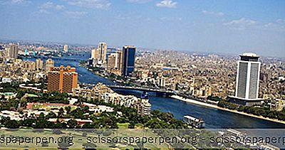 5 Van De Grootste Steden In Afrika