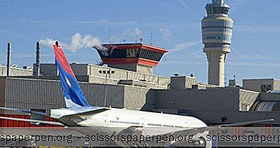 亚特兰大机场代码