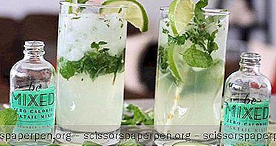 Được Pha Trộn - Tất Cả Các Hỗn Hợp Cocktail Tự Nhiên, Không Calo
