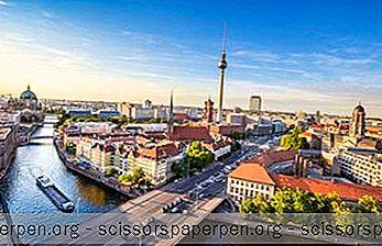 Beste Reisezeit Für Berlin, Deutschland, Das Ganze Jahr Über