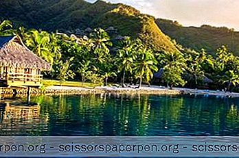 Nejlepší Čas Na Návštěvu Bora Bora, Počasí Po Celý Rok