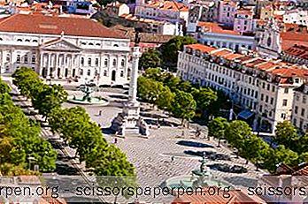 Paras Aika Käydä Lissabonissa, Portugalissa, Sää Ympäri Vuoden