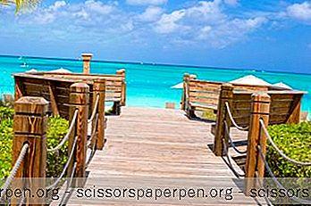 Najbolje Vrijeme Za Posjet Providencialesu, Turcima I Caicosu, Vrijeme Tijekom Cijele Godine