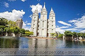 Beste Tiden Å Besøke Salt Lake City, Utah, Været Året Rundt