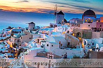 Καλύτερος Χρόνος Για Να Επισκεφθείτε Τη Σαντορίνη, Ελλάδα, Καιρός Το Χρόνο