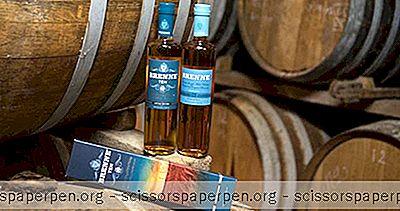 Brenne - Rượu Whisky Mạch Nha Đơn Của Pháp