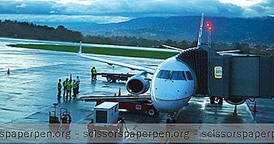 Kóði Costa Rica Flugvallar