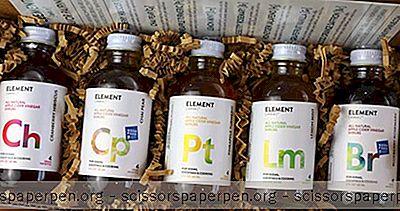 Element Shrub - Alle Natürlichen Apfelessigsträucher