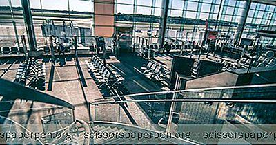 Arriver À L'Aéroport Bwi Et À Washington Dc
