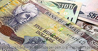 牙买加货币 - 旅行提示