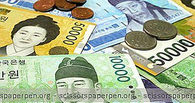 Koreansk Valuta - Rejsetips