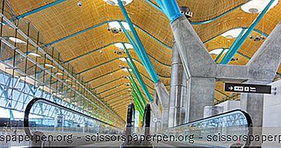 Code De L'Aéroport De Madrid