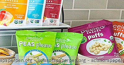 Seyahat Ipuçları - Soyulmuş Snacks - Gezginler İçin Sağlıklı Snacks