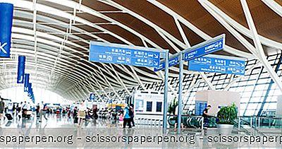 Savjeti Za Putovanje - Zračna Luka Šangaja