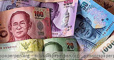 Thailand Valuta - Tips Voor Reizigers
