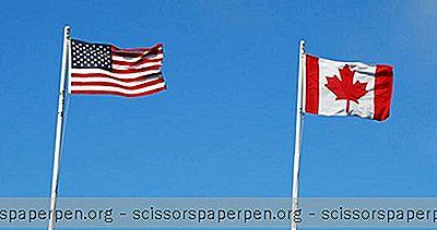 Dicas De Viagem - Fronteira EUA-Canadá - Um Guia Rápido