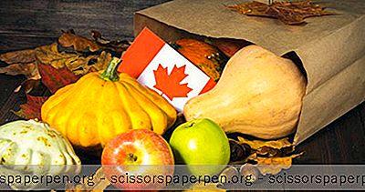 Kapan Thanksgiving Kanada?