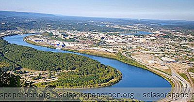 Chattanooga, Tn Atrakcje: Moccasin Bend National Archeological District