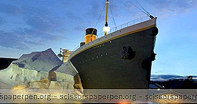 Dinge, Die In Pigeon Forge, TN Zu Tun Sind: Titanic Museum Attraction